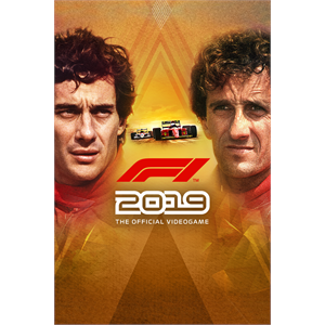 F1 2019 Legends Edition - Full Game - XB1 Instant - C18