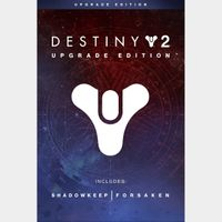 Destiny 2 Upgrade Edition Xbox One