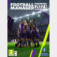 Football Manager 2021 Xbox One