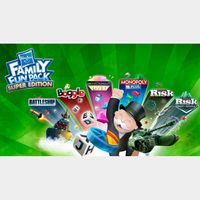 Hasbro Family Fun Pack Super Edition Xbox One