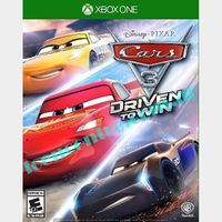 Cars 3 Driver to Win Xbox One