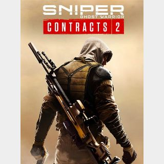 Sniper Ghost Warrior Contracts 2 PC STEAM
