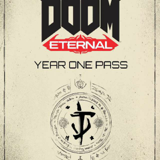 Doom Eternal Year One Pass Xbox One