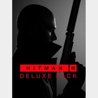 Hitman 3 Deluxe Pack Xbox One