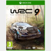 WRC 9 FIA World Rally Championship Xbox One