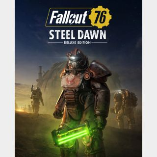 Fallout 76 Steel Dawn Deluxe Edition Xbox One