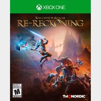 Kingdoms of Amalur Re-Reckoning Xbox One