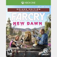 Far Cry New Dawn Deluxe Xbox One