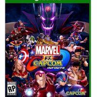 Marvel Vs Capcom Infinite Deluxe Xbox One