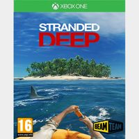 Stranded Deep Xbox One