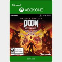 DOOM Eternal Deluxe Xbox One