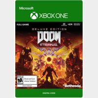 DOOM Eternal Deluxe Xbox One