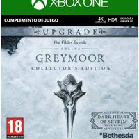 The Elder Scrolls Online Greymoor Collector's Upgrade Xbox One