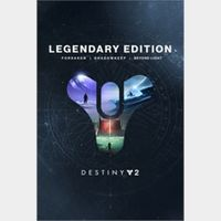 Destiny 2 Legendary Edition Xbox One