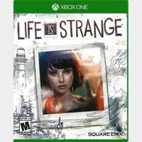 Life Is Strange Complete Season Xbox One