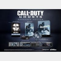 Call of Duty Ghosts Hardened Edition Xbox One