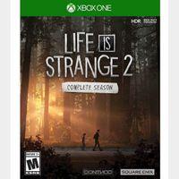 Life is Strange 2 Complete Season Xbox One