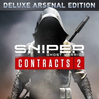 Sniper Ghost Warrior Contracts 2 Deluxe Arsenal Edition Xbox One