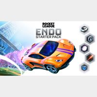 Rocket League Endo Starter Pack Xbox One