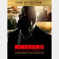 HITMAN 3 Access Pass: HITMAN 1 GOTY Edition Xbox One