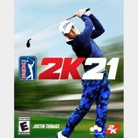 PGA Tour 2K21 Xbox One