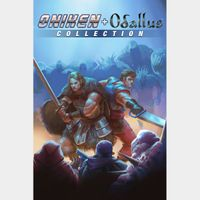 Oniken Unstoppable Edition & Odallus The Dark Call Bundle Xbox One