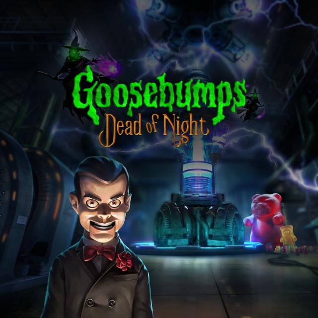 Goosebumps Dead of Night Xbox One
