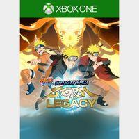 NARUTO SHIPPUDEN Ultimate Ninja STORM Legacy Xbox One