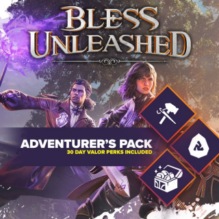 Bless Unleashed Adventurer's Pack Xbox One