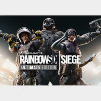 Tom Clancy's Rainbow Six Siege Ultimate Edition Xbox One