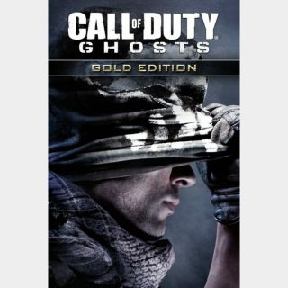 Call of Duty Ghosts Gold Edition Xbox One