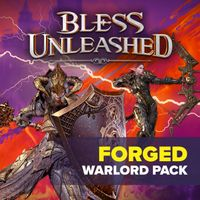 Bless Unleashed Forged Warlord Pack Xbox One