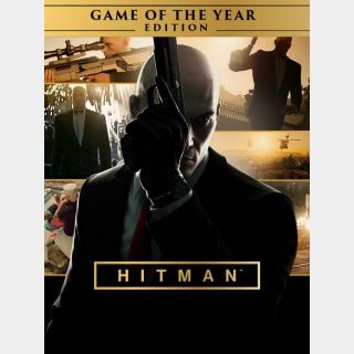 Hitman: Game of the Year Edition Xbox One
