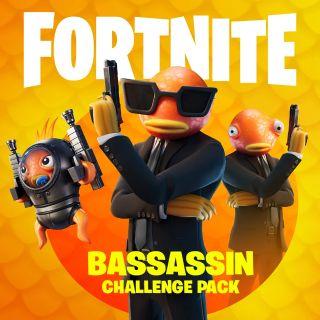 Fortnite Bassassin Challenge Pack Xbox One