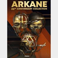 Arkane 20th Anniversary Collection Xbox One