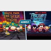 South Park Bundle The Stick of Truth + The Fractured but Whole Xbox One