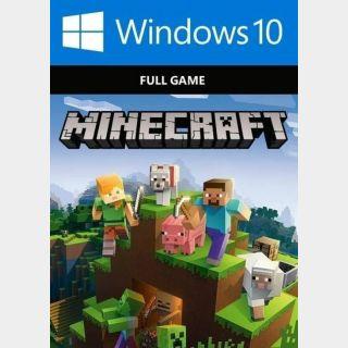 Minecraft Starter Collection Windows 10