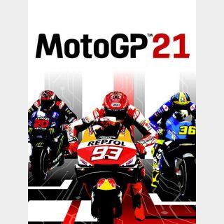 MotoGP 21 Xbox Series X|S