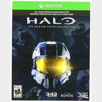 Halo The Master Chief Vollection Xbox One