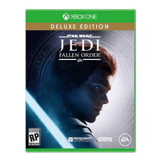 Star Wars Jedi Fallen Order Deluxe Xbox One Key VPN