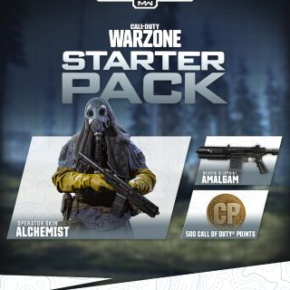 Call of Duty Warzone Starter Pack Xbox One