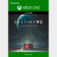 Destiny 2 Shadowkeep Xbox One