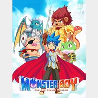 Monster Boy and the Cursed Kingdom Xbox One