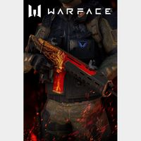 Warface Yellow Emperor Edition Xbox One