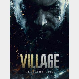 Resident Evil Village US Xbox One