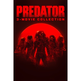Predator 3 movie collection