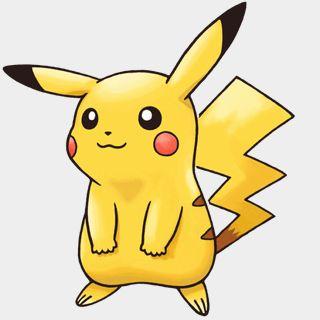 Pikachu | 5x PC524-520-490-460-381