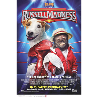 Russell Madness HDX MA or VUDU Instant Download