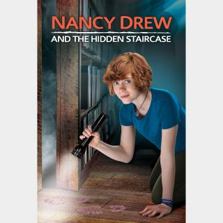 Nancy Drew and the Hidden Staircase - HD - instant - MA