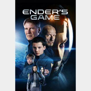 Ender's Game - HDX - Instant - VUDU